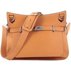 Hermes Jypsiere Clemence 34 Handbag