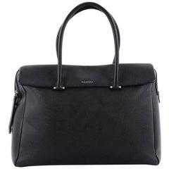 Tiffany & Co. Peyton Satchel Leather Large