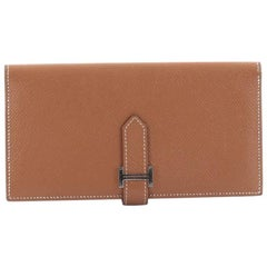 Hermes Bearn Wallet Epsom Long