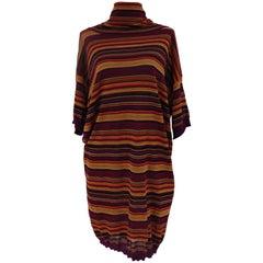 M by Missoni multicoloured cotton dress