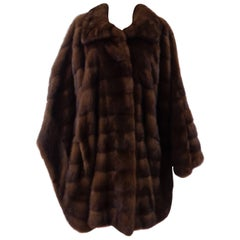 Carlo Tivoli brown marten fur