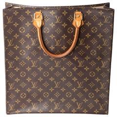 Vintage Louis Vuitton Sac Plat Tote