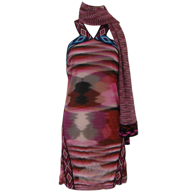 Jean Paul Gaultier red tartan wool blanket skirt suit, fw