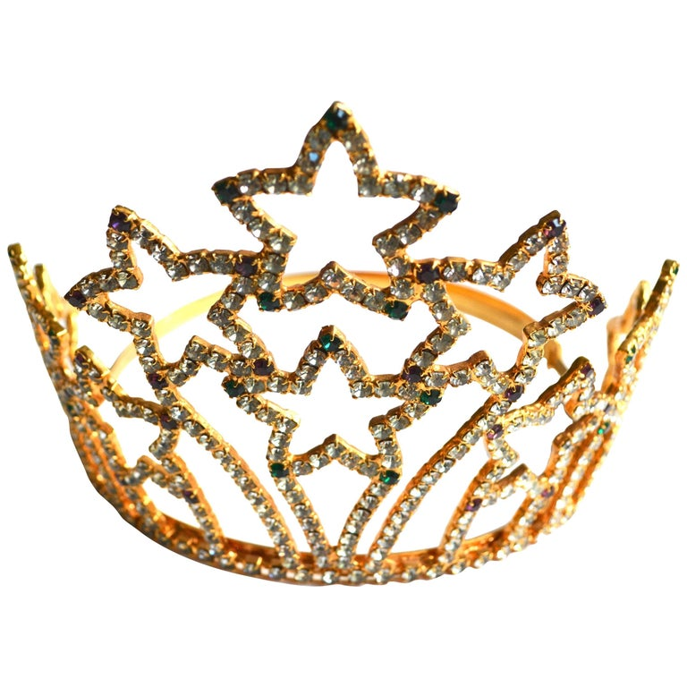 80s Star Crown / Tiara