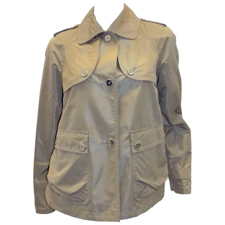 Dolce & Gabbana  windbreaker jacket coat