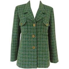 Luisa Spagnoli Green multi jacket