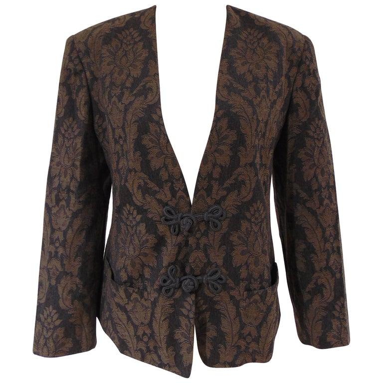 Salvatore Ferragamo Wool Jacket