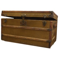 Goyard Vintage Trunk
