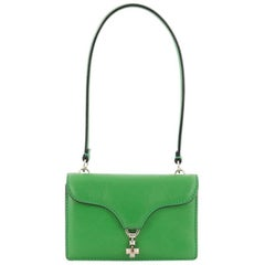 Valentino Flap Shoulder Bag Leather Small