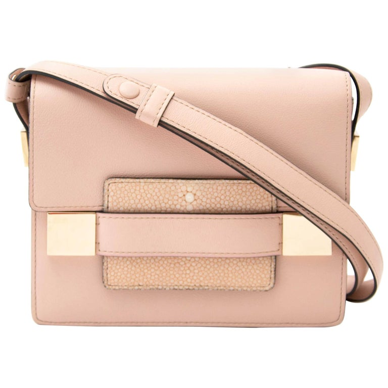 Delvaux Dusty Pink Le Madame Mini