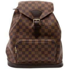 Louis Vuitton Damier Ebene Montsouris MM Backpack Bag