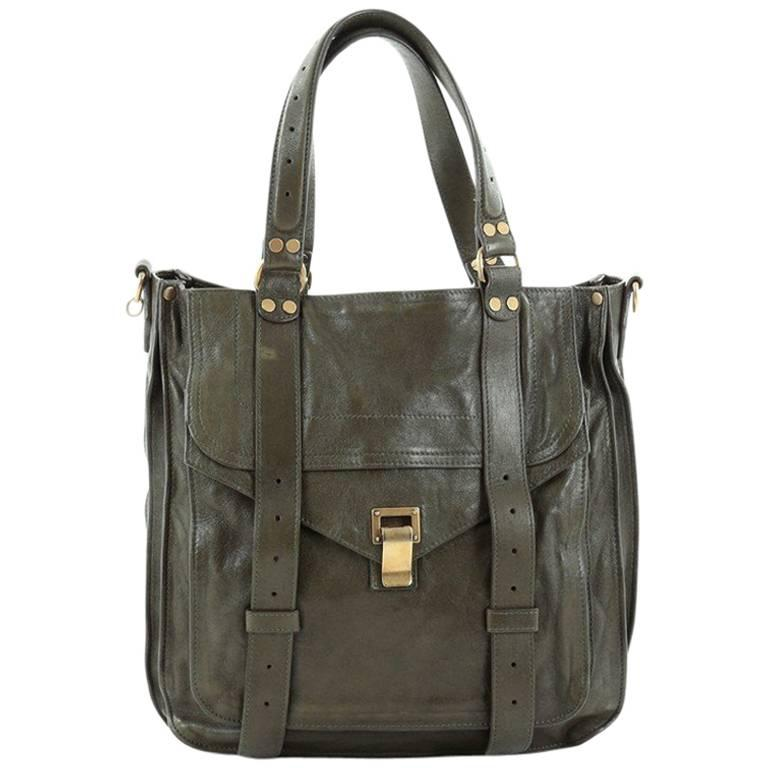 Proenza Schouler Ps1 Convertible Tote Leather For
