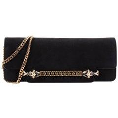 Gucci Tigrette Evening Bag Nubuck