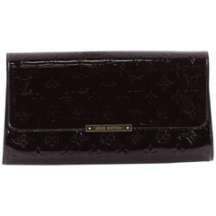 Louis Vuitton Robertson Clutch Monogram Vernis