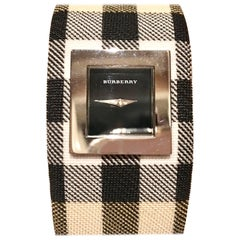 Burberry Iconic Check Bracelet Watch & Gift Box