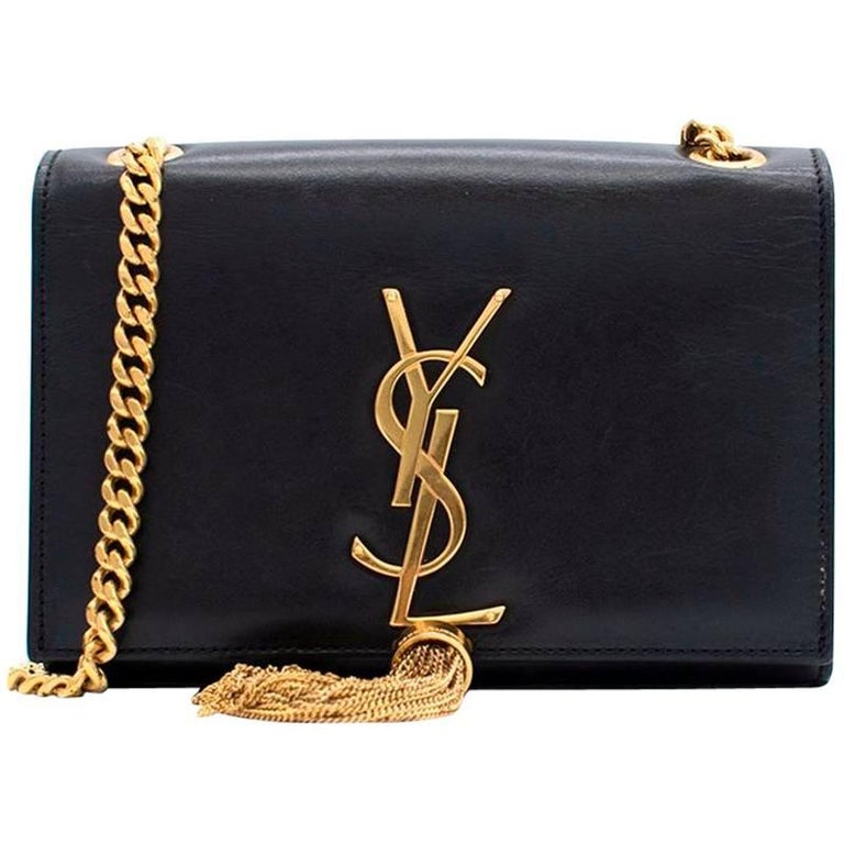 Yves Saint Laurent Ysl Classic Small Kate Tassel Satchel