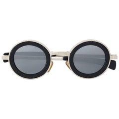 1990s Karl Lagerfeld Mod Sunglasses