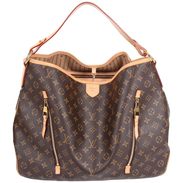 03109287afe3 Louis Vuitton Delightful GM Monogram Canvas Bag - brown at 1stdibs
