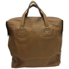 Hogan Large Camel Handbag