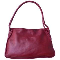 Cherry Red Bottega Veneta Bag