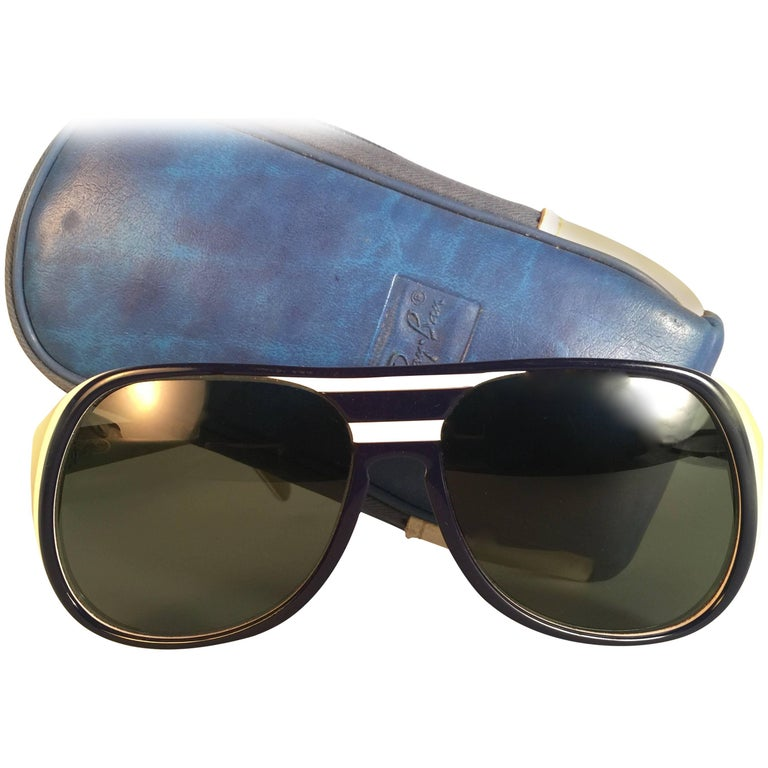 Mint Vintage Ray Ban B&L Timberline Sport Lenses Sunglasses US