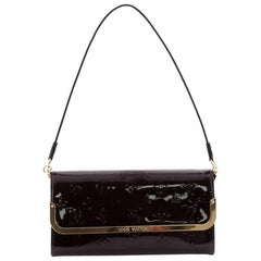 Louis Vuitton Rossmore Handbag Monogram Vernis MM