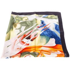 Louis Vuitton Silk Scarf by James Rosenquist