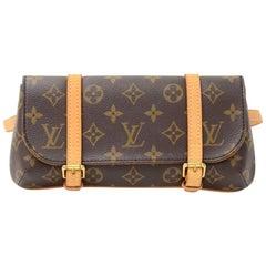 Louis Vuitton Marelle Bum Monogram Canvas Waist Pochette Bag