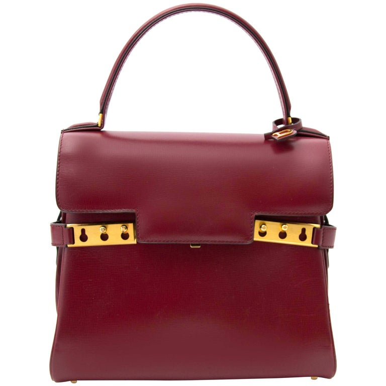 Delvaux Tempete GM Framboise