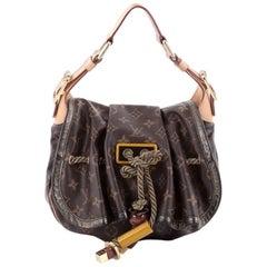 Louis Vuitton Kalahari Handbag Monogram Canvas PM