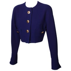 CHRISTIAN LACROIX Cropped Jacket
