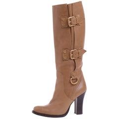 Cesare Paciotti Cowboy Buckle Boots