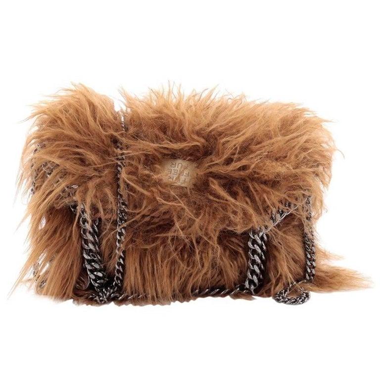 Stella McCartney Falabella Fold Over Crossbody Bag Faux ...