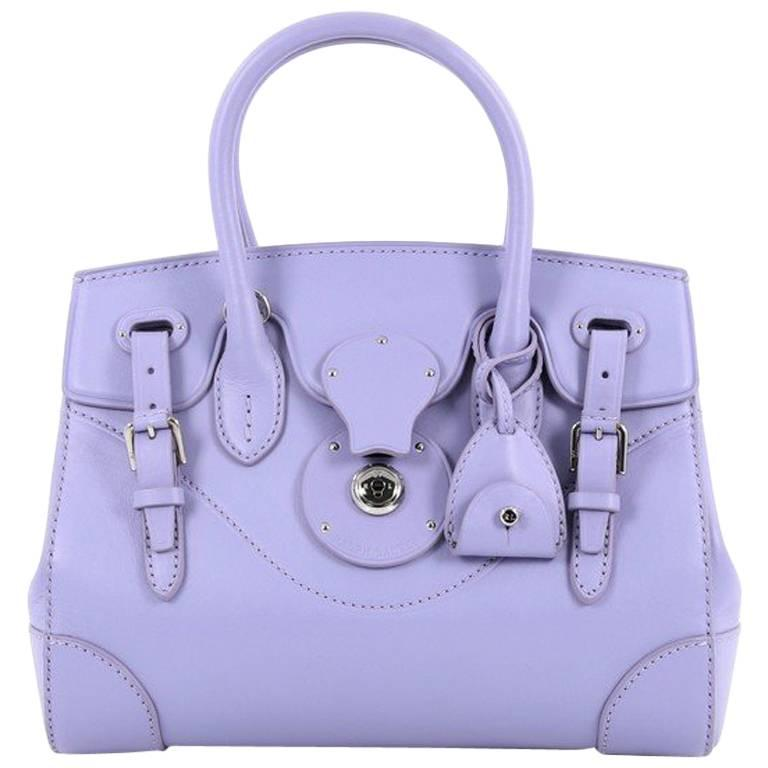 Ralph Lauren Collection Soft Ricky Handbag Leather 27 at 1stdibs d78d57e947ede