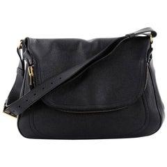 Tom Ford Jennifer Crossbody Bag Leather Large