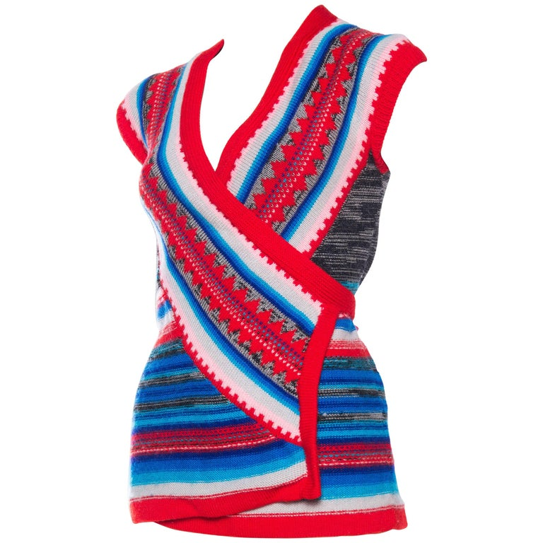 Early Yamamoto Kansai Knit Sweather