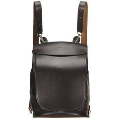 Hermes Black Sacoche Pour Selle