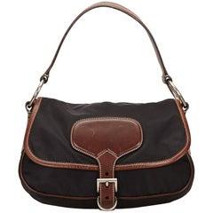 Prada Black Nylon Handbag