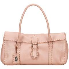 Fendi Pink Linda Handbag