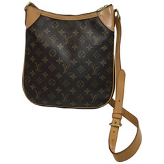 Louis Vuitton Monogram Leather Crossbody