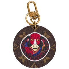 New Vuitton Kabuki Sold Out Keychain