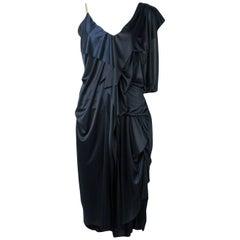 2000s Martin Margiela deconstructed dress
