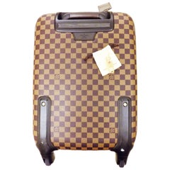 Louis Vuitton Damier Ebene Zephyr 55 men luggage bag