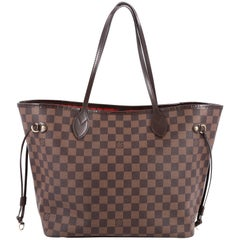 Louis Vuitton Neverfull Tote Damier MM i