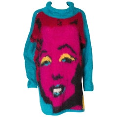 Artwork Oversize Jumper