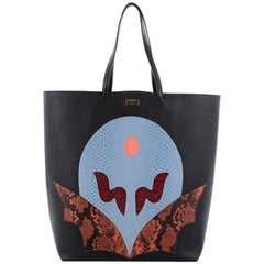 Stella McCartney Super Hero Tote Faux Leather