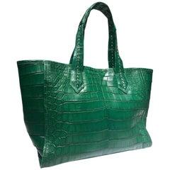 Ana Switzerland  Crocodile Tote  bag