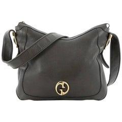 Gucci 1973 Messenger Bag Leather