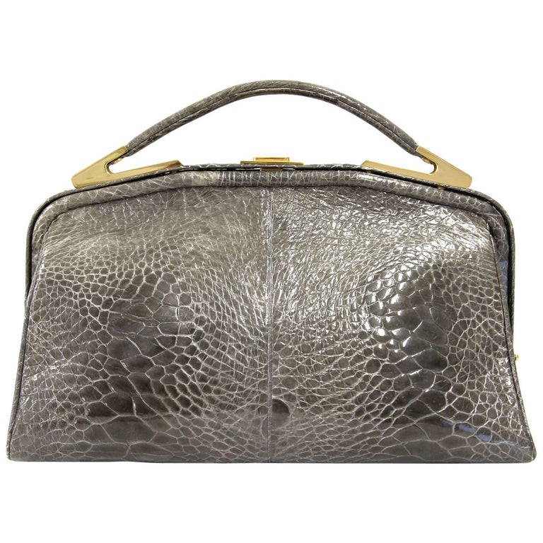 859ff8c21 Green Crocodile Leather Purses | Stanford Center for Opportunity ...