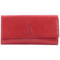 Saint Laurent Belle de Jour Clutch Leather Small